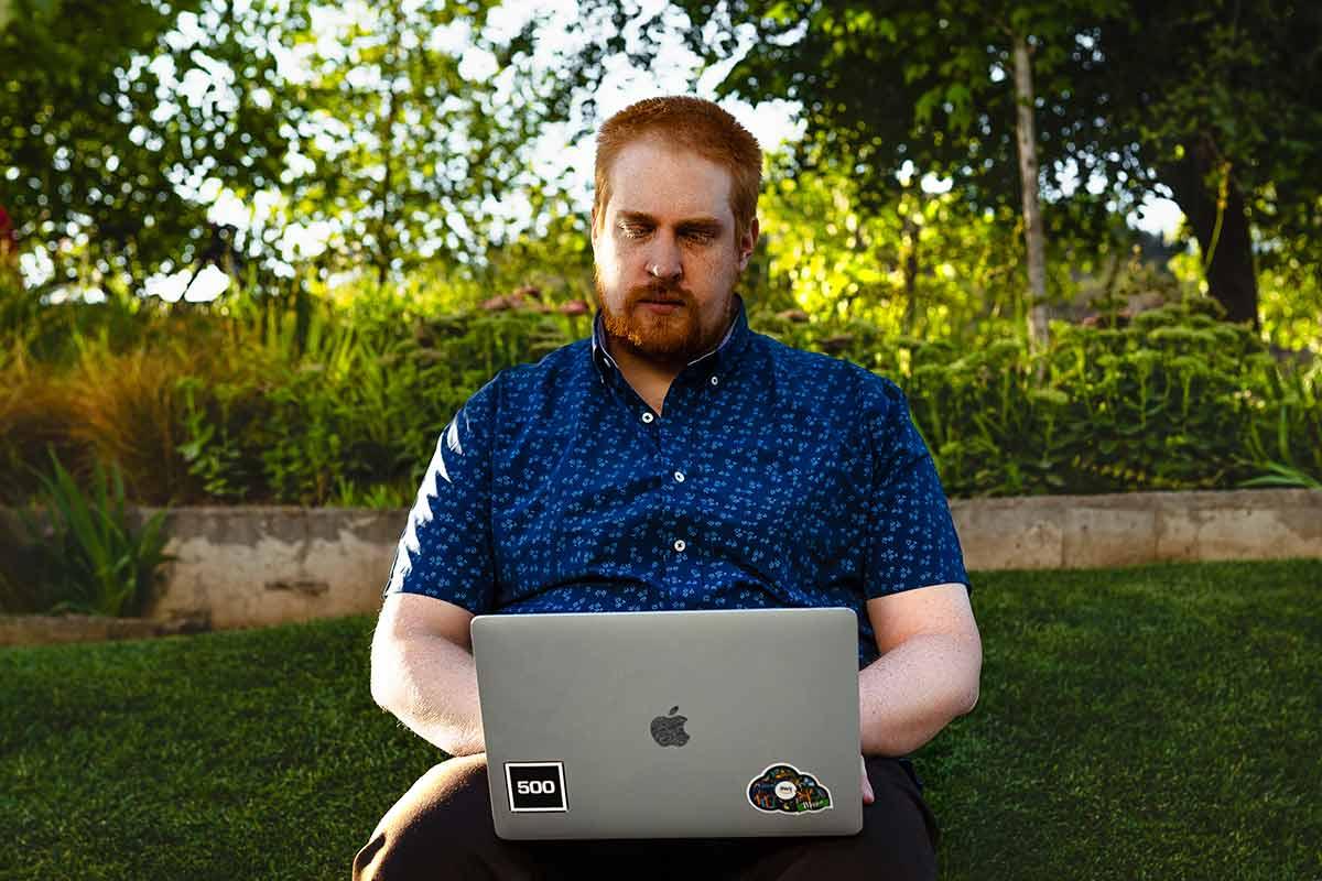 Sebastián Findling, programador de exportación